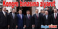 TARİHİ KONGRE BİNASI'NA ZİYARET