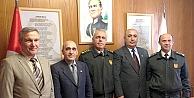 TEDARİK BÖLGE BAŞKANI EFE'DEN TESUD'A ZİYARET