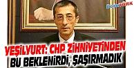 YEŞİLYURT'TAN CHP'YE KENT MEYDANI TEPKİSİ