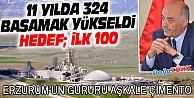 YÜCELİK; HEDEFİMİZ İLK 100