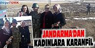 JANDARMA'DAN KADINLARA KARANFİL