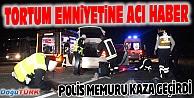 POLİS MEMURU KAZADA HAYATINI KAYBETTİ, HEMŞİRE EŞİ AĞIR YARALANDI