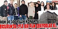 300 YILLIK KONAKTA HOLLYWOOD'A ADAY FİLM ÇEKİYORLAR