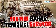 PKK'YA YÖNELİK BAHAR TEMİZLİĞİ DEVAM EDİYOR