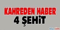 ŞEMDİNLİ'DE PATLAMA: 4 ASKER ŞEHİT