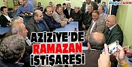 AZİZİYE'DE RAMAZAN İSTİŞARESİ