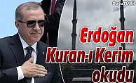 bCUMHURBAŞKANI ERDOĞAN ŞEHİT CENAZESİNDE KUR#039;AN-I KERİM OKUDU/b