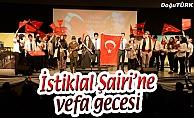 İSTİKLAL ŞAİRİNE VEFA