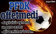 PFDK'DAN AĞIR FATURA…