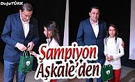ŞAMPİYON AŞKALE'DEN