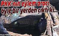 PKK'NIN EYLEM ARACI BAKIN NEREDEN ÇIKTI!