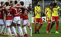 Süper Lig'in iki yeni ekibi belli oldu