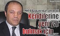 MHP İl Başkanı Karataş'tan Ozan Arif'e tepki