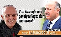 Vali Azizoğlu'nun genelgesi egzozları susturacak!