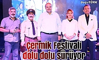 Çermik Festivali dolu dolu devam ediyor