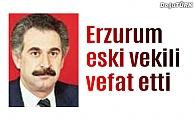 Erzurum eski milletvekili Rıfkı Yaylalı vefat etti