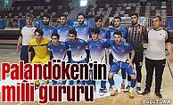 """Erzurumlu sporcunun """"milli takım"""" heyecanı"""