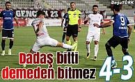 BB Erzurumspor'dan muhteşem dönüş