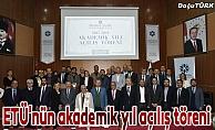 ETÜ'nün akademik yıl açılış töreni