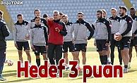 BB Erzurumspor'da hedef 3 puan