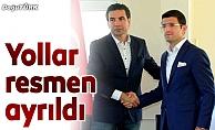 BB Erzurumspor, Özköylü ile yollarını ayırdı