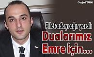 Erzurumlu pilot adayı ağır yaralı