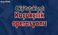 Erzurum'da kaçakçılık operasyonu