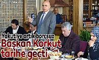 Ali Korkut, Yakutiye'nin tarihine geçti