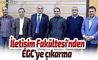 İletişim Fakültesi'nden EGC'ye çıkarma