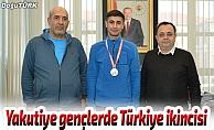Yakutiye gençlerde Türkiye ikincisi