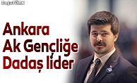 Ankara Ak Gençliğe Dadaş lider