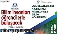 Bilim insanları Erzurum'da öğrencilerle buluşacak