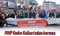 MHP Kadın Kolları'ndan kermes