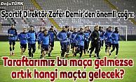Büyükşehir Belediye Erzurumspor galibiyete odaklandı