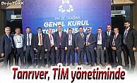 DAİB Başkanı Tanrıver, TİM yönetiminde