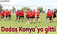 BB Erzurumspor, Konya'ya gitti