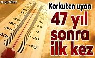 Kandilli'den korkutan uyarı: 47 yıl sonra ilk kez yaşanacak!