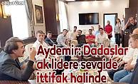 Milletvekili Aydemir'den Narman buluşması
