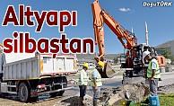 Büyükşehir Erzurum'un altyapısını baştan aşağı yeniliyor