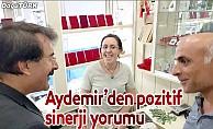 Milletvekili Aydemir'den Oltu buluşması