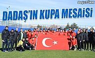 Erzurumspor'da Ziraat Türkiye Kupası mesaisi