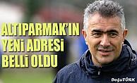 Mehmet Altıparmak yeni takımı ile anlaştı