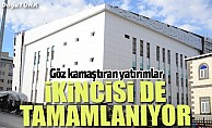 Palandöken Belediyesi ikinci kültür merkezinde sona yaklaştı
