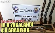 Terör örgütü PKK/KCK'ya yönelik operasyon