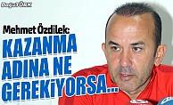 """""""Trabzon'da kazanma adına ne gerekiyorsa yapacağız"""""""