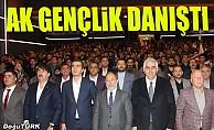 AK Parti Gençlik Kolları Danışma Meclisi toplandı