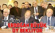 Akdağ: Sekmen, AK Parti'li belediyecilik ruhuyla yetişmiştir