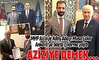 Çakır'dan Ankara çıkarması