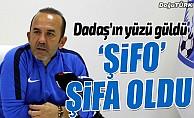Erzurumspor'un yüzü Mehmet Özdilek ile güldü