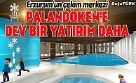 Palandöken Belediyesi'nden olimpik havuz